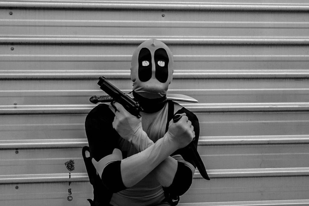Deadpool by The666Stefan
