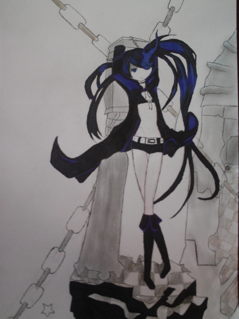 Black Rock Shooter: Final Result by IveDiedInside