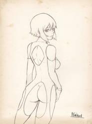 Linna Yamazaki -Bubblegum Crisis 2040-