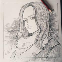 Jessica Jones sketch