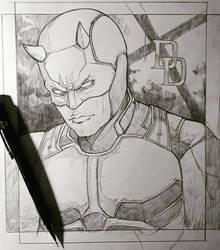 Daredevil sketch