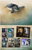 The 2007 Collection Calendar by cosmosue