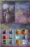 Enchanted Fairies Calendar by cosmosue