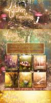 Autumn Fairytales Backgrounds