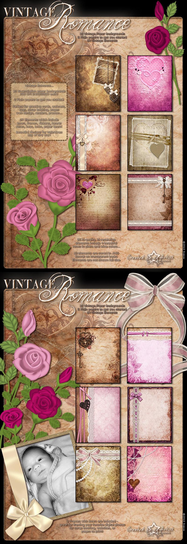 Vintage Romance by cosmosue