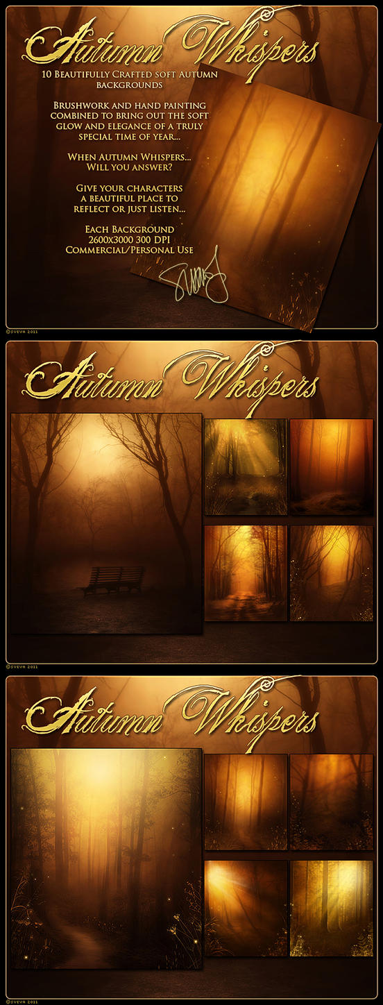 Autumn Whispers by cosmosue