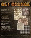 Grungy Overlays Seamless Tiles