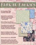 Merchant Resource Floral Fabrics