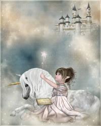 StoryBook Fantasy by cosmosue