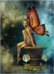 Fairy Glowfly