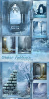 Winter Ambience by cosmosue