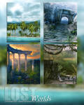 Lost Worlds Backgrounds
