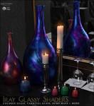 Iray Glassy Shaders