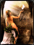 Venus - Goddess of Love by cosmosue