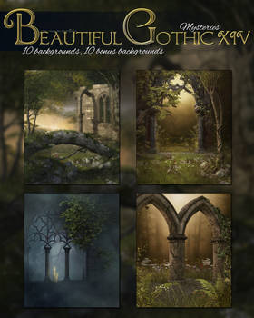 Beautiful Gothic Mysteries