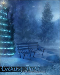 Evening Frost Backgrounds Sveva and Lilflame by cosmosue