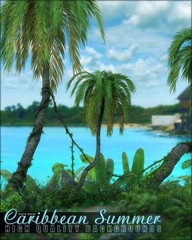 Caribbean Summer Backgrounds