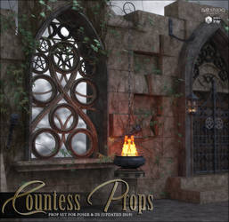 Countess Props Set