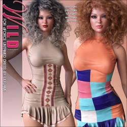 Wild for Untamed Dress