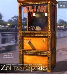 Zoltan Speaks Prop