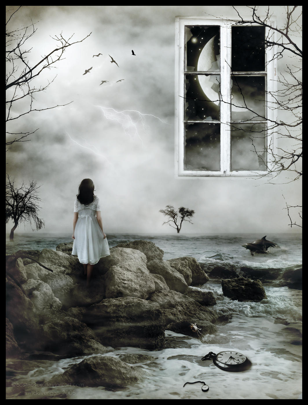 In Dreams by cosmosue