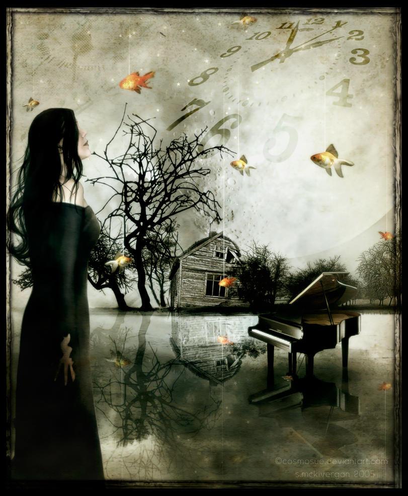 In Dreams II by cosmosue