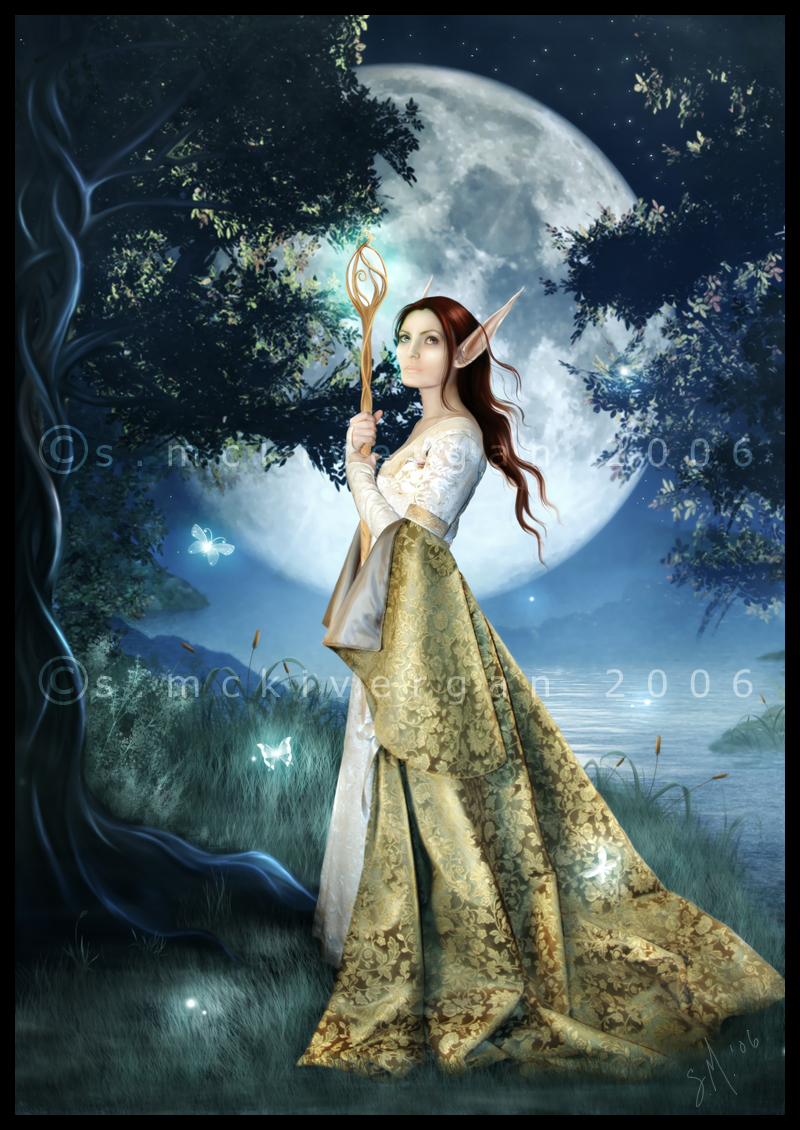 Enchantment by cosmosue