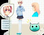 Tachibana High App. - Shirakumo Sora