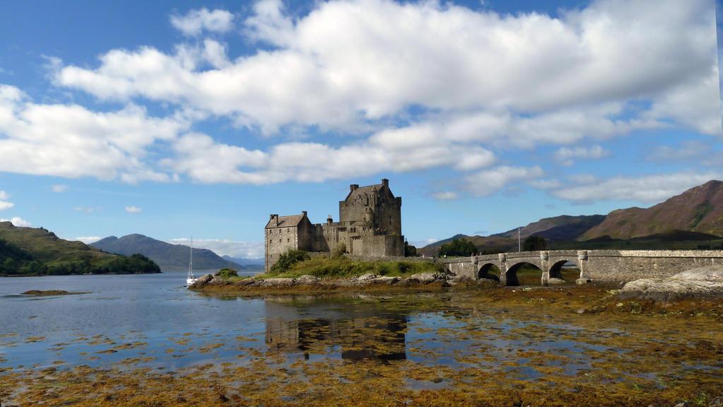 Eilean Donan Castle by cemacStock