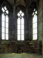 Church Interior 01 by cemacStock