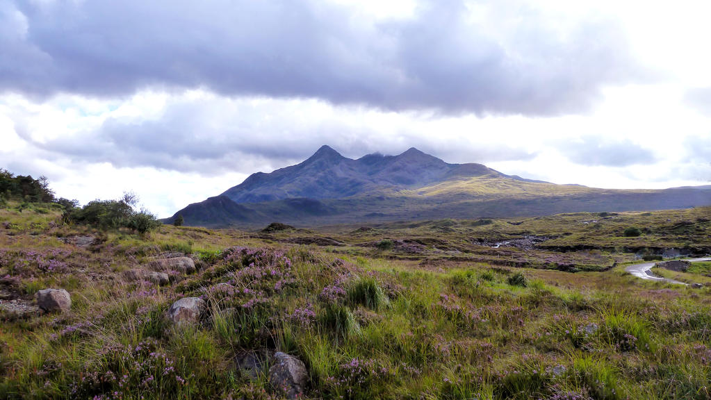 Mountains 16 by cemacStock