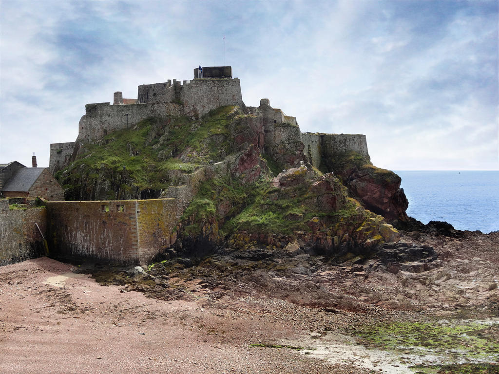 Castle 08 by cemacStock