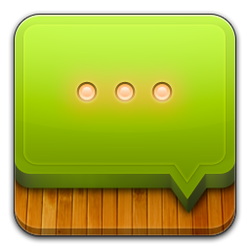 iCrea: CHAT by draseart