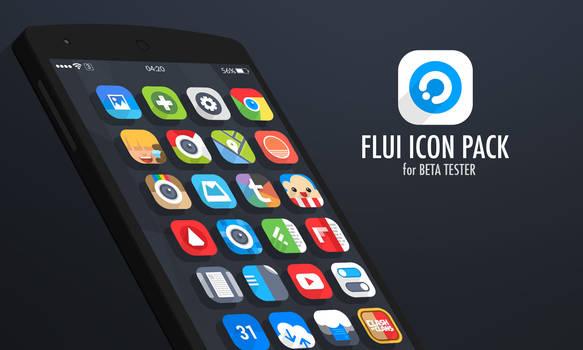 Flui IconPack Beta Tester!!!