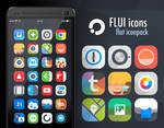 Flui icons 1.3 (Google Play)