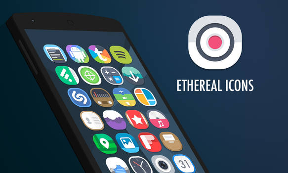 Ethereal Icons (Google Play)