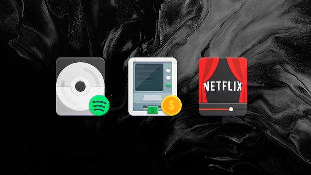 Logicons Iconpack / Preview