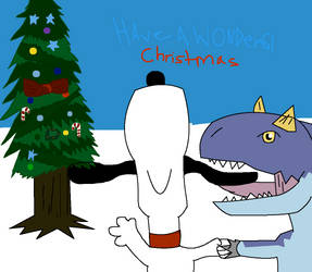 A Friendly Christmas by Asuma17