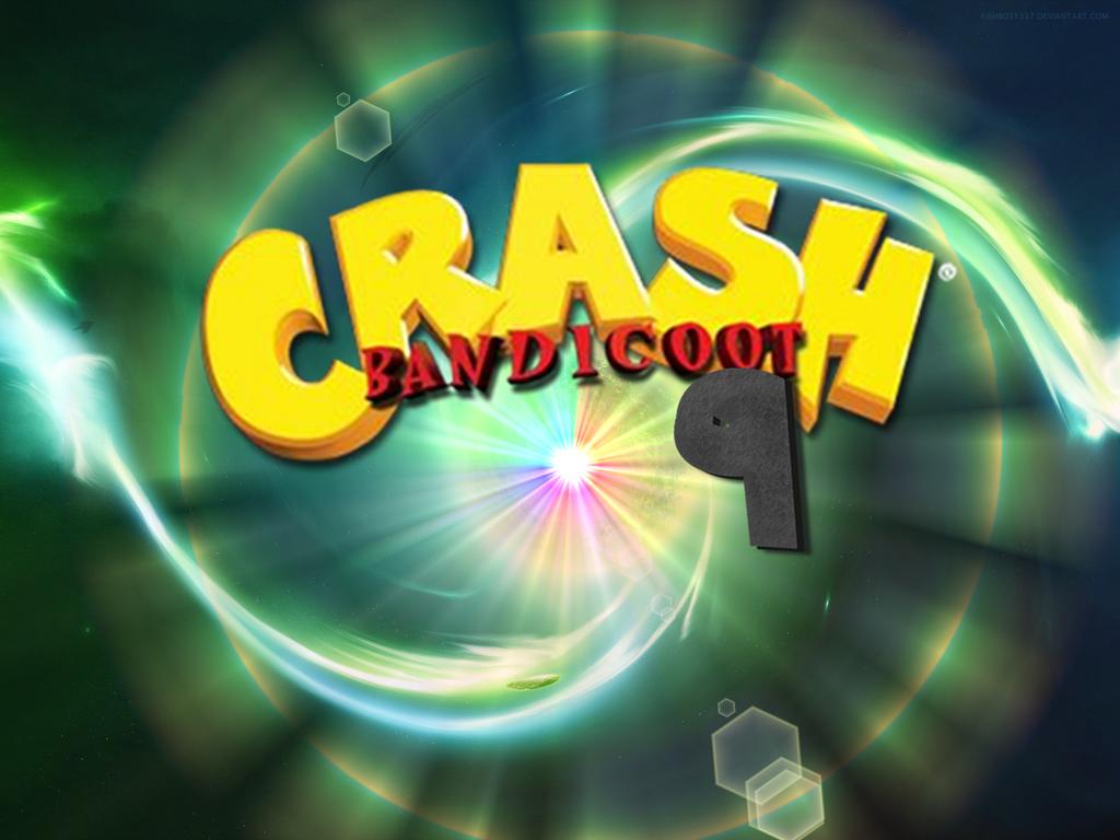 Crash Bandicoot Iphone Wallpaper