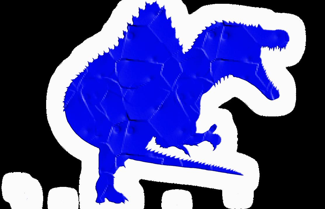 Spinosaurus Aegyptiacus Silhouette by Asuma17 on DeviantArt