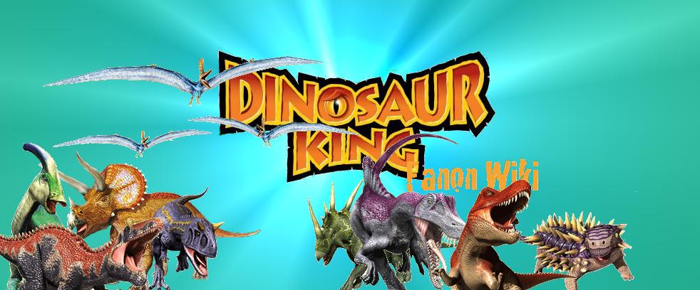 Dinosaur king fanon logo by asuma17 on deviantart - Dinausaure king ...