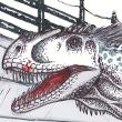 jurassic world  Indominus Rex [V.3] by Asuma17