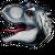 jurassic world Indominus Rex icon [V.1]