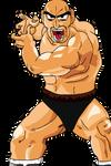 Dragon Ball - Nappa Kamehameha