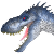 Jurassic Park-Indominus Rex [V.5] by Asuma17