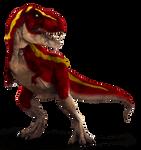 JurassicWorld -T-Rex .:Dinosaur King:.