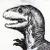 John-Sibbick-Allosaurus (retro) [V.2]