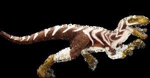 JurassicWorld - Velociraptor .:Dinosaur King:.