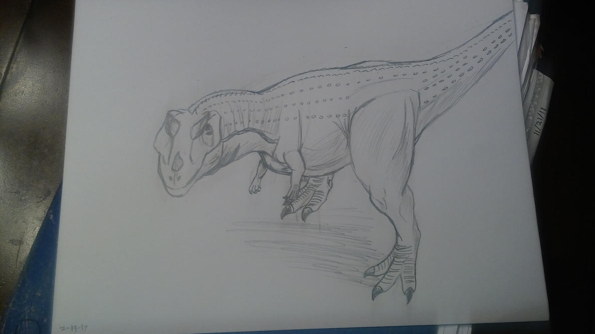 Horned Lizard by Asuma17