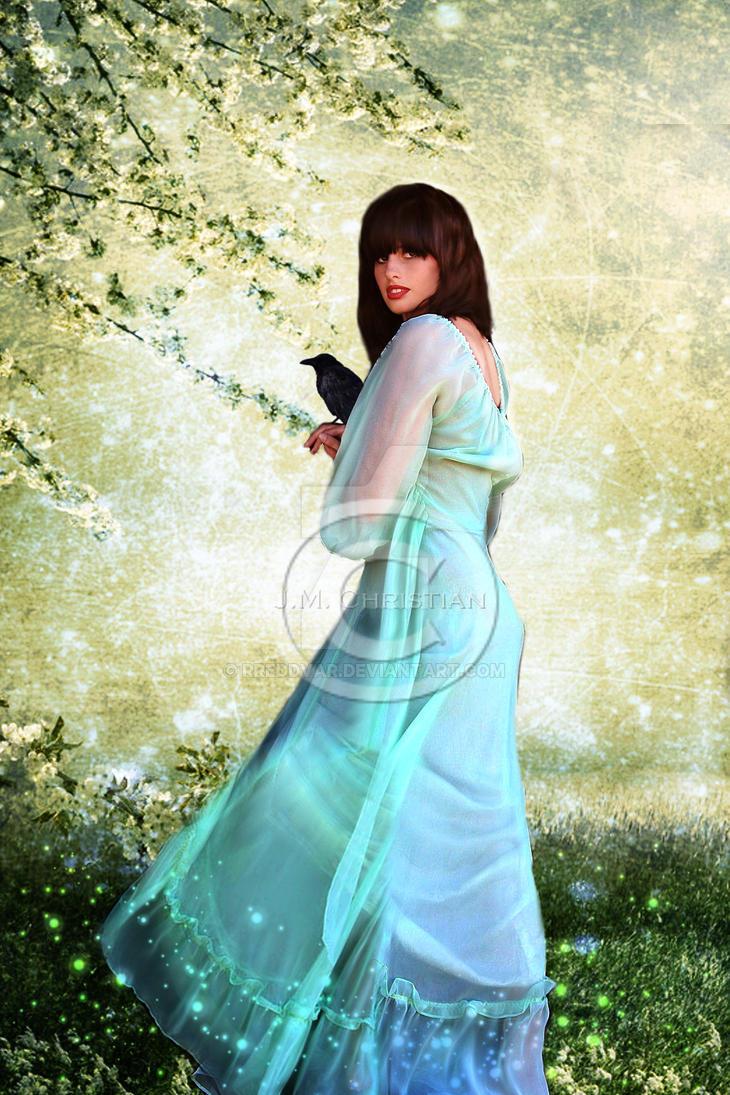 Enchanted (Contest Entry) by RReddVar